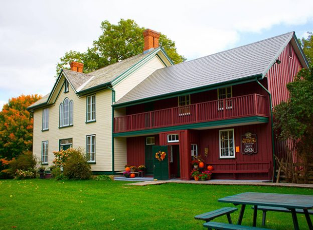 The Heritage House Museum