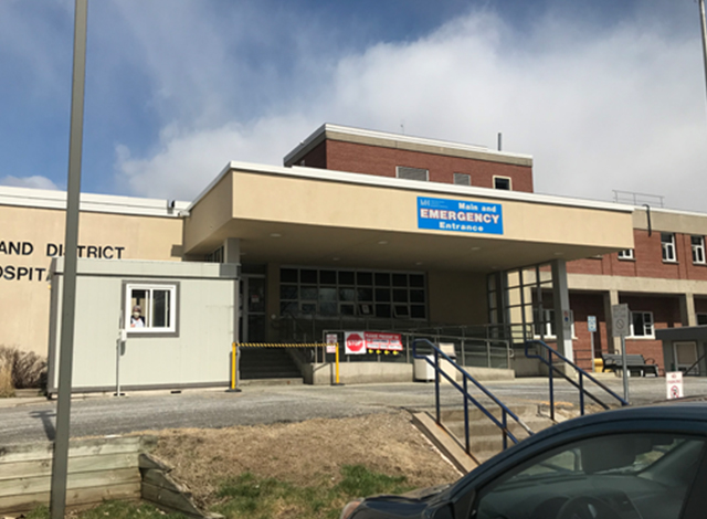 Carleton Place & District Memorial Hospital