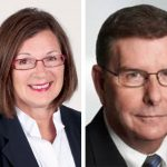 New board chairs share aligned goals
