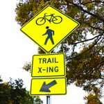 Crossing signage coming for trail intersections?