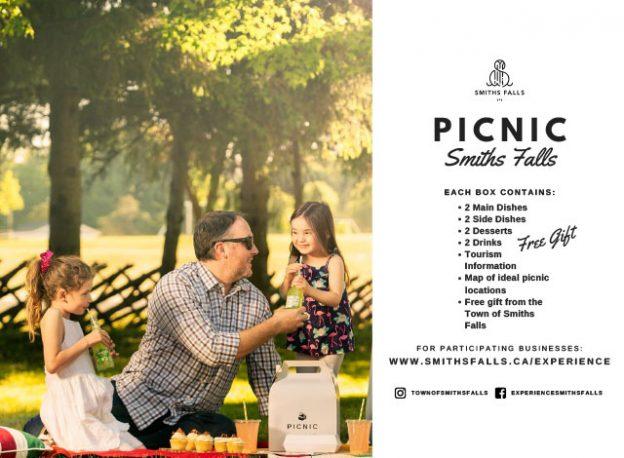 Picnic Smiths Falls