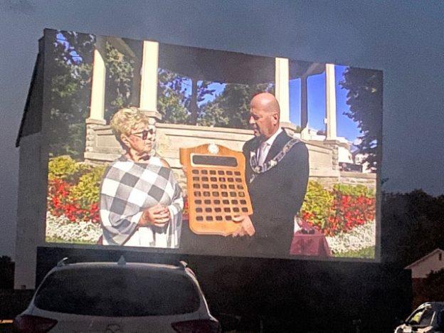 Perth Medal Winner Vivian Munro