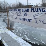 Lanark County Community Justice chosen as recipient of this year's Polar Bear Plunge