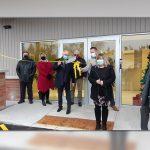 Carleton Place expansion ribbon cutting