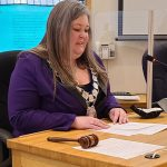 New county warden elected