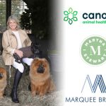 Canopy Animal Health, Martha Stewart and Marquee Brands launch a new line of CBD products for pets
