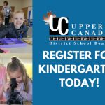 Register your child for full-day Kindergarten with the UCDSB!