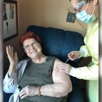 Fairview Manor residents receive first dose of COVID-19 vaccine