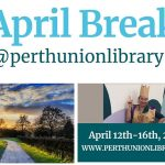 Perth and District Library launches Word Walk, at-home activities for April school break