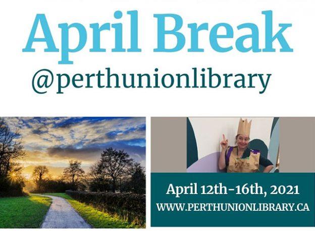 April Break Perth Union Library