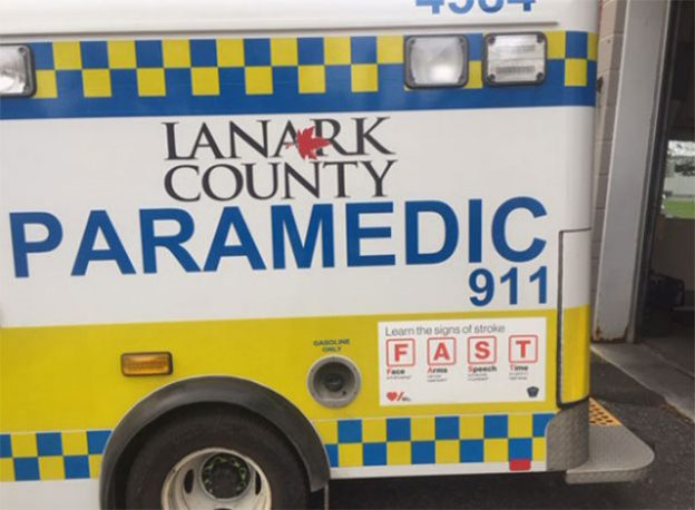 Lanark County Paramedic