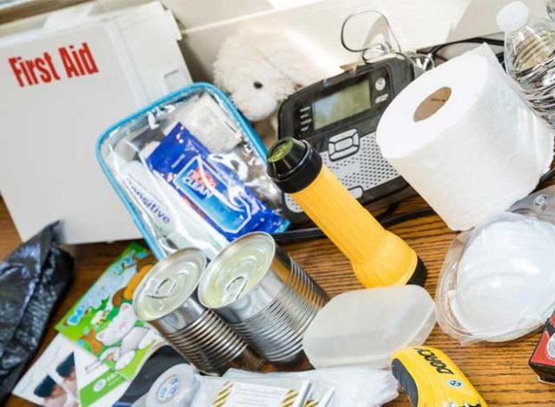 Basic emergency kits