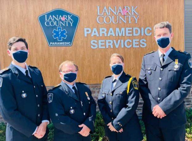 Ontario Award for Paramedic Bravery