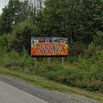 County sign by-law replaced with new rules