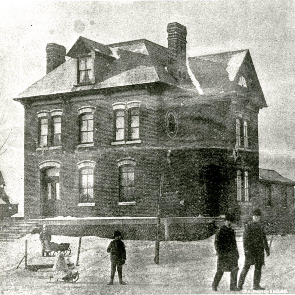 Mathew Ryan's House
