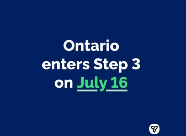Ontario stage 3