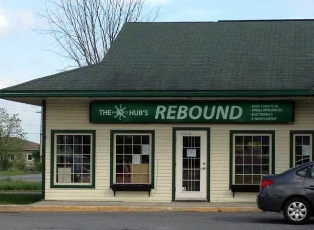 The Hub and Rebound