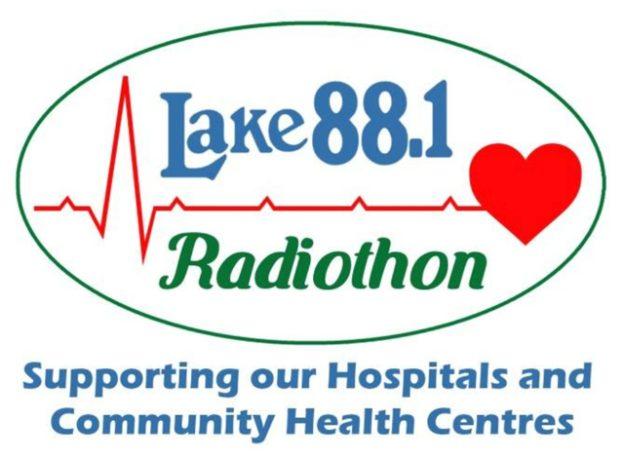 Lake 88.1 Radiothon